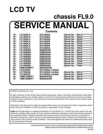 Lc320ssx Manual