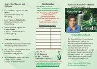 Flyer 12 09 Hannover.cdr - Naturheilpraxis Farah
