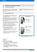 Projekční podklady Speciální plynový kotel Logano GE ... - Buderus - Page 6