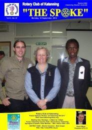 Vol 8-07-Sept 10 - Katanning Rotary Club