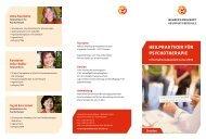 HeilprAKtiKer für pSycHotHerApie - Heilpraktikerschule Mehner ...
