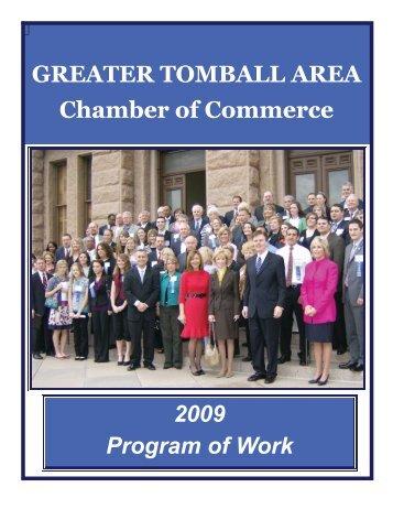 Program of Work 2009.pub - Lone Star College System