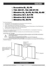 Gefahrenanalyse DCU1 DCU1-2M