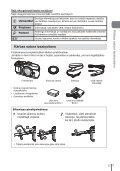 Lietošanas instrukcija - Olympus - Page 7