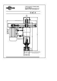 unitate de antrenare cu curele drive unit with belts - Neptun Gears