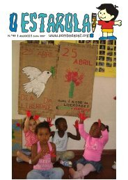 O ESTAROLA - Junho 2007 - Associação Pomba da Paz