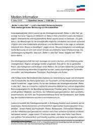 Retter in (der) Not - Freiwillige Feuerwehr Kiel - Russee