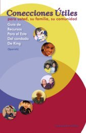 Spanish Multilingual Guide - Parks and Community ... - City of Kirkland