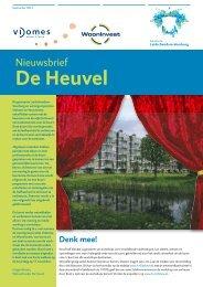 nieuwsbrief De Heuvel - Vidomes