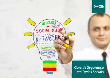 Guia de Segurança em Redes Sociais - Eset