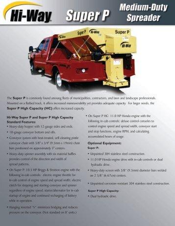 Brochure - Highway Equipment Company