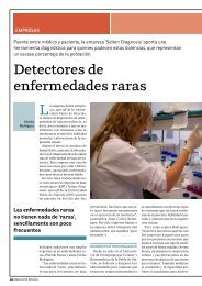 Detectores de enfermedades raras