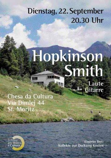 Hopkinson Smith