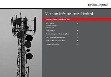 VNI Q3 2012 report - VinaCapital