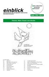 1303g.pdf - Ev. Reformierte Gemeinde Ronsdorf