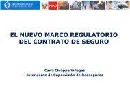 Póliza de Seguros - Proyecto de Seguros para la adaptación al ...