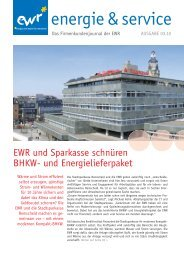 energie & service - EWR GmbH