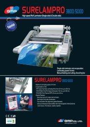 High speed Roll Laminator (Single side & Double side)