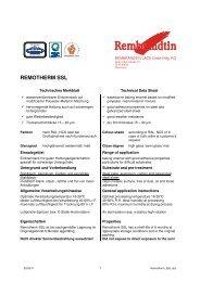 Download technische Merkblatt (PDF)