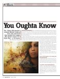 Alanis Morissette Q&A, American Way, June 2008 - Kevin Raub - Page 2