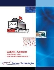 Brochure - Runner Technologies