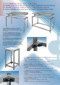Telai per tavoli in acciaio inox - Page 2