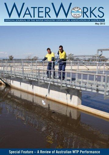 WATERWORKS May 2012 - WIOA