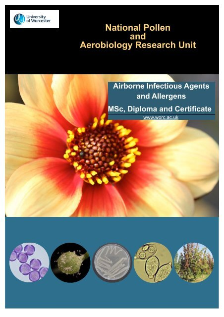 National Pollen and Aerobiology Research Unit