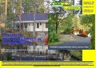 tehostettu maaperäkäsittely ja fosforinpoisto - Raita Environment