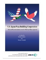 free PDF - Institute for Foreign Policy Analysis
