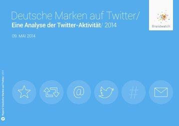 Deutsche-Marken-Twitter-Report-Brandwatch