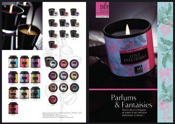 Parfums & Fantaisies - Domaine Lumiere