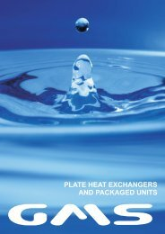 plate heat exchangers and packaged units - Heating Appliances ...