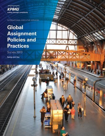 Global Assignment Policies and Practices Survey - KPMG