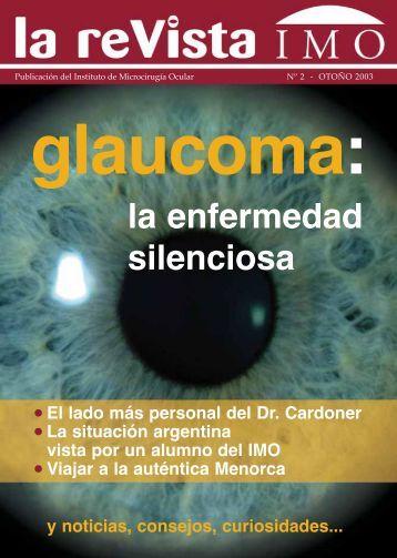 la enfermedad silenciosa - Imo