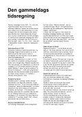 Gammeldags tidsregning versus ny tidsregning - helec.dk - Page 5