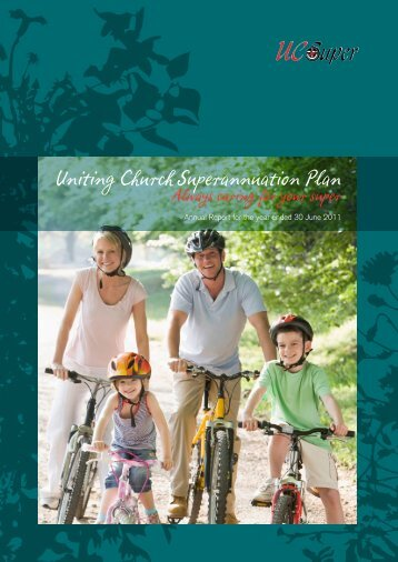 Uniting Church Superannuation Plan - SuperFacts.com