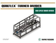 Turner/Divider Brochure - Graphic Packaging