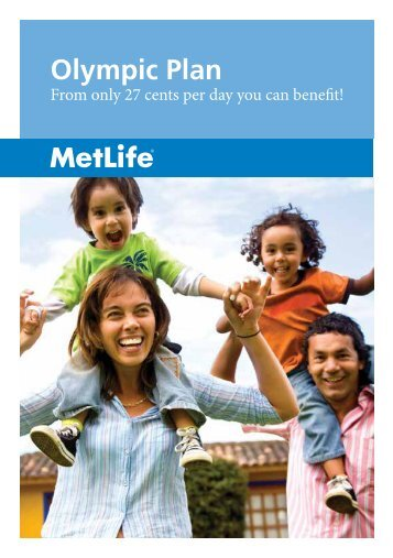 Olympic Plan - MetLife Alico