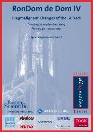 Verdere informatie en programma via deze link - Utrecht Digestive ...