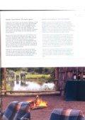 ARTICLE on GPM - Luxury Lifestyle - Mashatu Game Reserve - Page 6