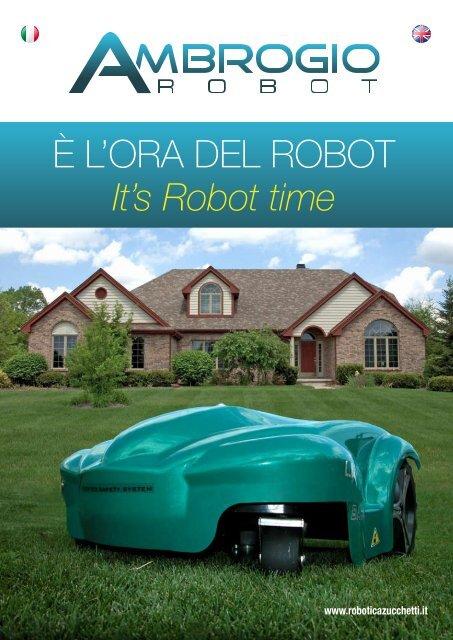 È L'ORA DEL ROBOT It's Robot time - Zucchetti