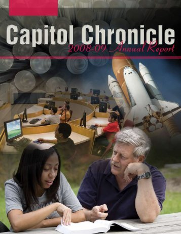 2008-09 Annual Report - Capitol College