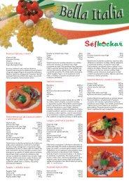 Bella italia - Hügli Food sro