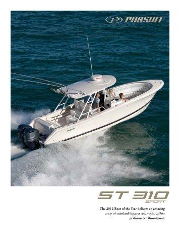 Product Brochure - Pursuit Boats