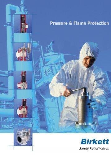Birkett Technical Catalogue - Safety Systems UK Ltd