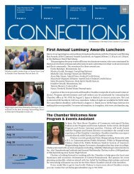 First Annual Luminary Awards Luncheon - West Shore Chamber of ...