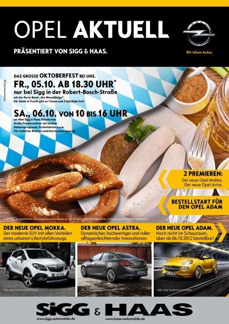 Unsere Hauszeitung als PDF-Version herunterladen - Autohaus Sigg