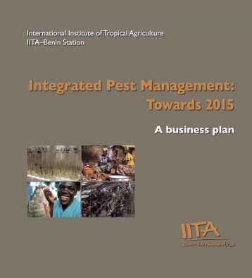 pest management business plan