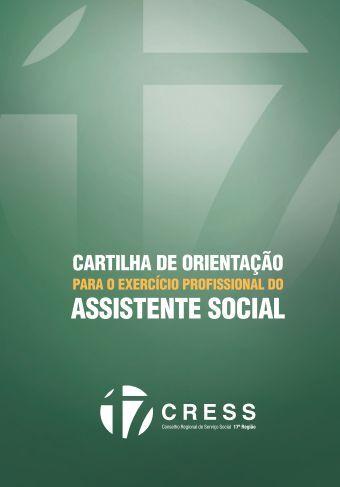 DevereS Do ASSiStente SoCiAl - Conselho Regional de Serviço ...